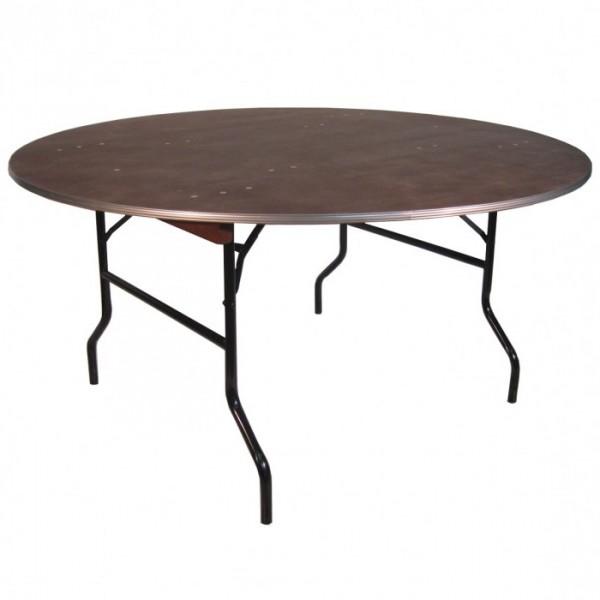bankett tisch rund 180 cm tische st hle garderobe mobiliar equipment unique360event. Black Bedroom Furniture Sets. Home Design Ideas
