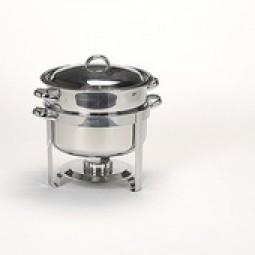 Suppen-Chafing-Dish rund 13,5l