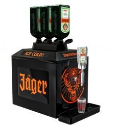 Jägermeister Kühlmaschine